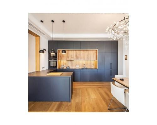 Комплексный дизайн кухни в едином стиле