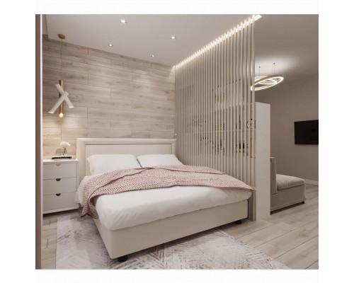 Дизайн спального места в квартире