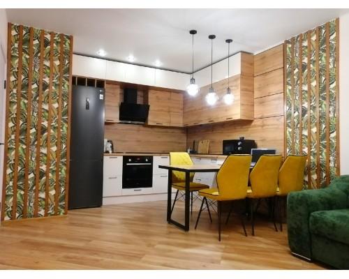 Комплексный дизайн помещения в едином стиле