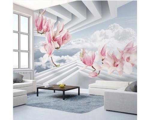 Дизайн комнаты с применением фотообоев