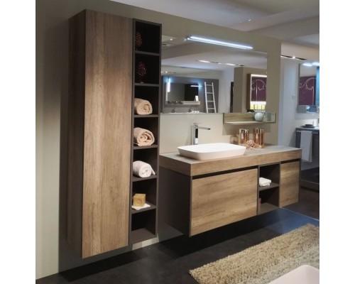 Комплексный дизайн ванной комнаты в едином стиле