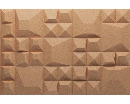 Объемные пробковые плитки 3D формы комплект Douro