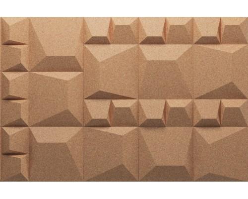 Объемные пробковые плитки 3D формы комплект Lisboa
