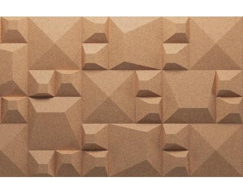 Объемные пробковые плитки 3D формы комплект Porto