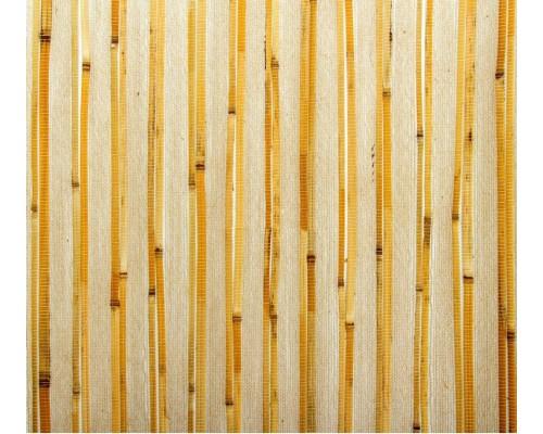 Бамбуковые обои бамбук+джут