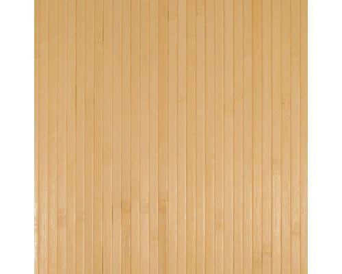 Бамбуковые обои светлые 12мм