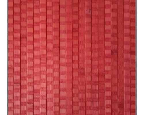Бамбуковые обои Красные