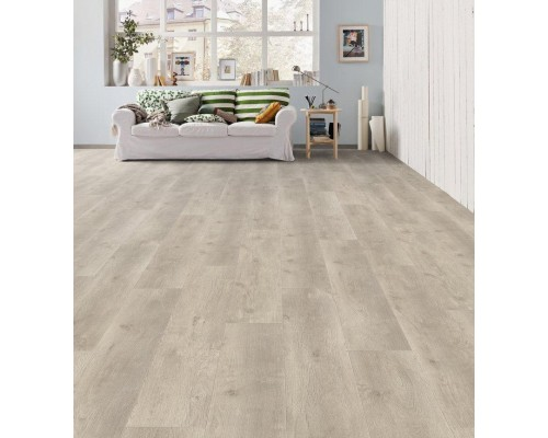 Ламинат Haro 538748 Oak Bergamo Silver Grey