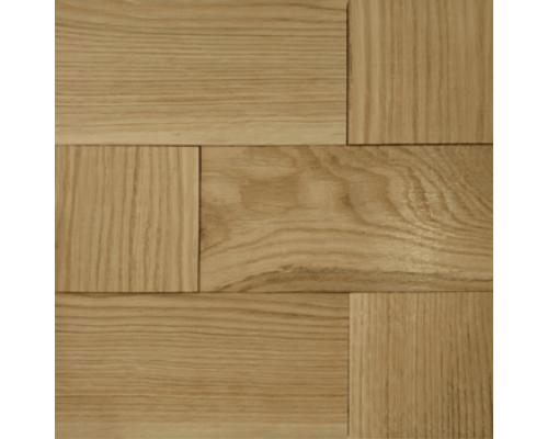Мозаика деревянная 3D серия «MAXI комбо» Natural