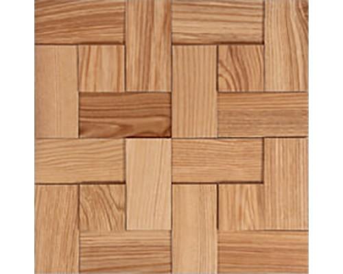 Мозаика деревянная 3D серия «комбо» Дуб