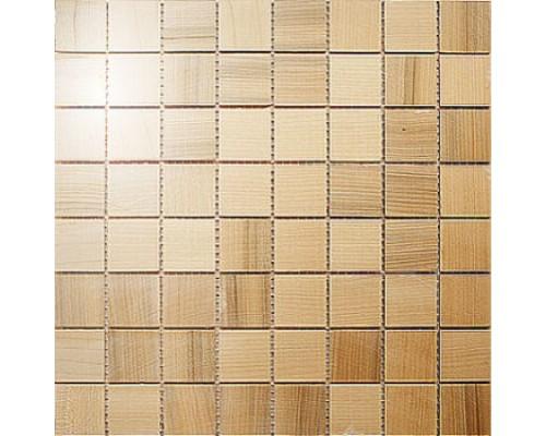 Мозаика деревянная серия «квадрат» Клен