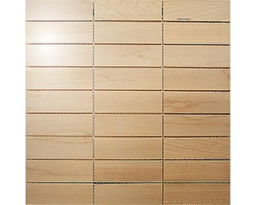 Мозаика деревянная серия «прямоугольник 2» Клен