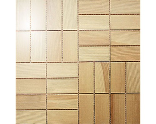 Мозаика деревянная серия «комбо1» Ясень select
