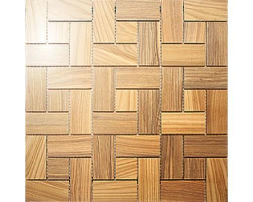 Мозаика деревянная серия «комбо 2» Ясень