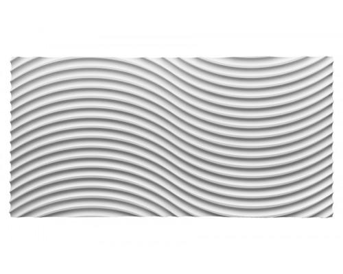 Мозаичные панели 3D из МДФ с фрезеровкой №1