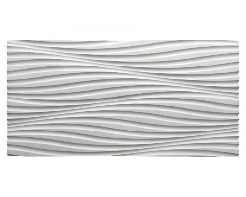Мозаичные панели 3D из МДФ с фрезеровкой №2