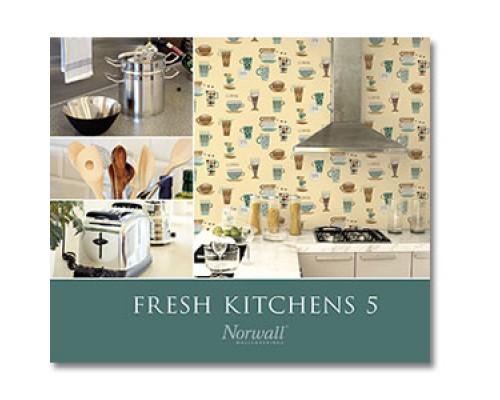 Обои Norwall Fresh Kitchens 5