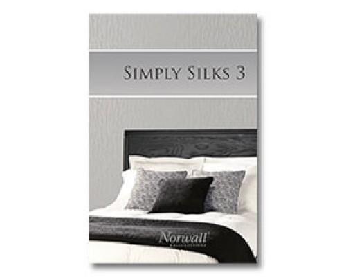 Обои Norwall Simply Silks 3