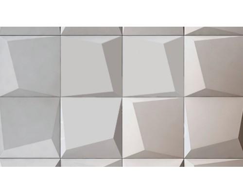 Гипсовая плитка серия 3D Block