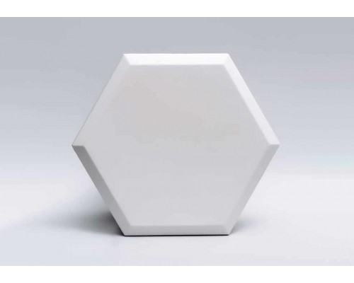 Гипсовая плитка 3D Сота №1