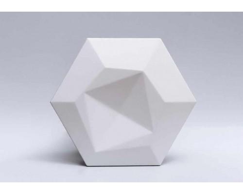 Гипсовая плитка 3D Сота №2