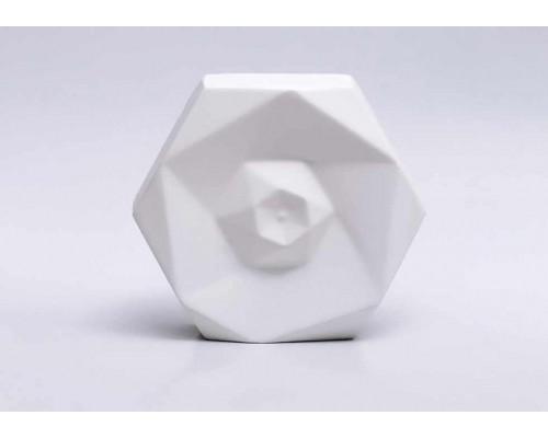 Гипсовая плитка 3D Сота №5
