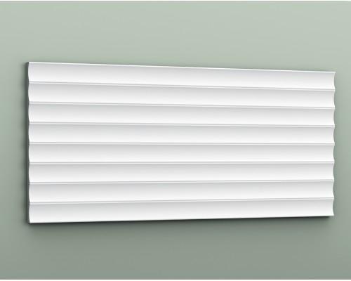 Настенная полиуретановая 3D панель Orac w109 Flex (гибкая для арок)