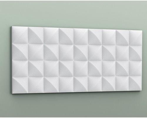 Настенная полиуретановая 3D панель Orac w113