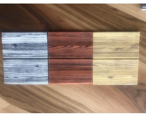 Стеновые панели из полипропилена серия Дерево