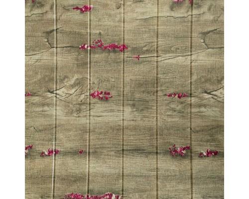 Стеновые 3D панели на самоклейке под дерево №87 цветущее
