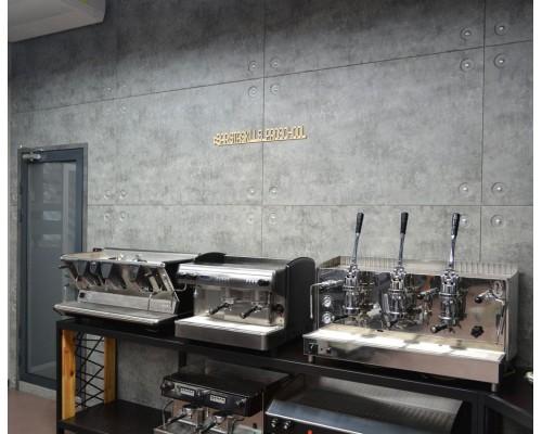Стеновые панели 3D из МДФ в пленке плита №1