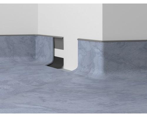 Финишный профиль Dollken EK-3,5 системы завода PVC покрытий на стену