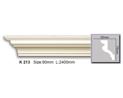 Карниз Elite гладкий K213 гибкий