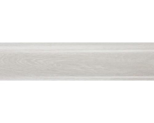 Плинтус Salag 70мм H3 зимняя сосна
