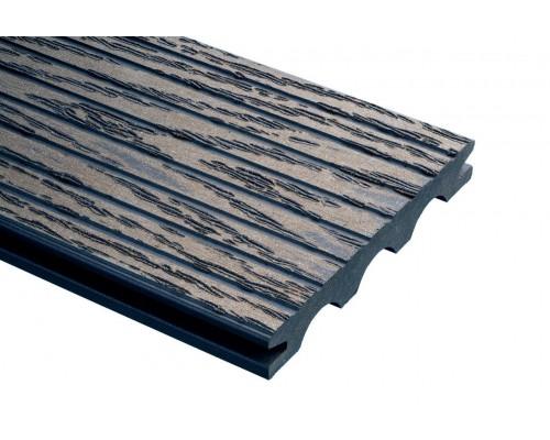 Террасная доска HOLZDORF Impress graphite