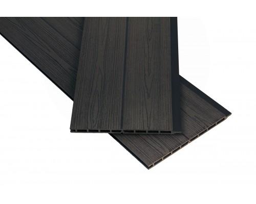 Фасадная панельPolymer&Wood цвет Anthracite