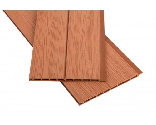 Фасадная панельPolymer&Wood цвет Merbau