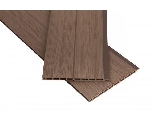 Фасадная панельPolymer&Wood цвет Wenge