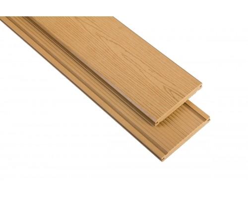 Террасная доскаPolymer&Wood серия Massive цвет Oak