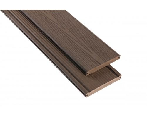 Террасная доскаPolymer&Wood серия Massive цвет Wenge