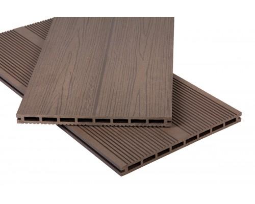 Террасная доскаPolymer&Wood серия Privat цвет Wenge