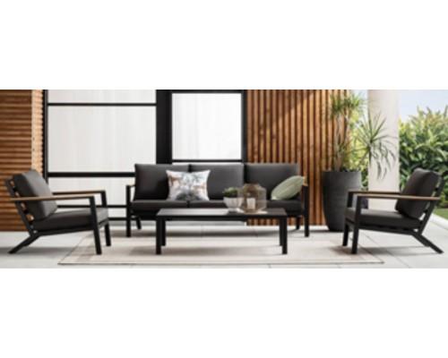Лаунж комплект уличной мебели LILIS