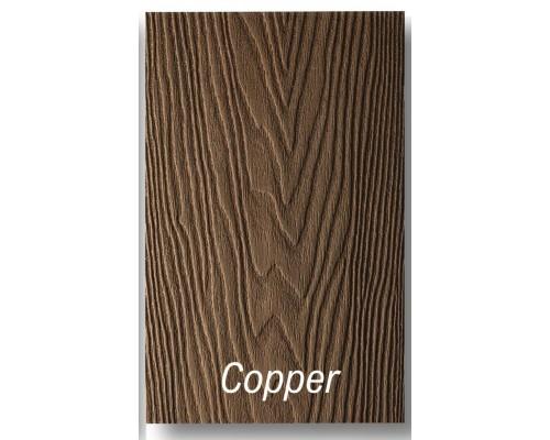 Террасная доска Bruggan Elegant Light Copper