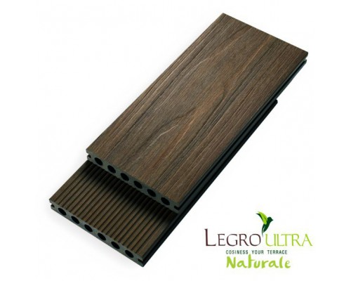 Террасная доска Legro Ultra Naturale Walnut