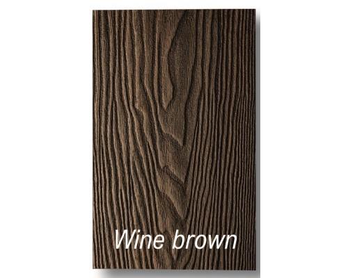 Террасная доска Bruggan Elegant Light Wine Brown