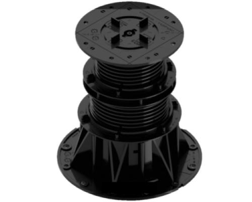 Регулируемая опора для фальшпола H 125-225 мм