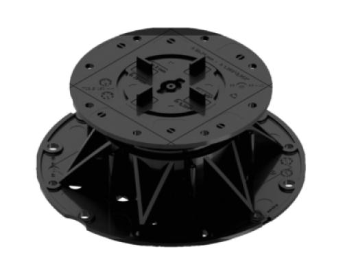 Регулируемая опора для фальшпола H 50-75 мм