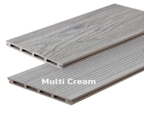 Террасная доскаPorch Multi 3D Cream
