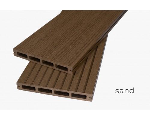 Террасная доскаWoodlux серия Step Sand