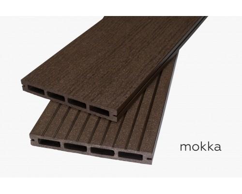 Террасная доскаWoodlux серия Step Mokka